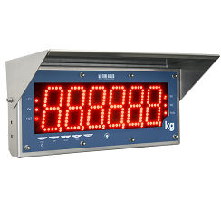 DINI ARGEO MAXI WEIGHT INDICATOR AND REMOTE DISPLAY