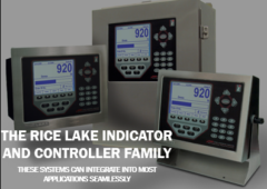 THE RICE LAKE INDICATOR AND CONTROLLER FAMILY