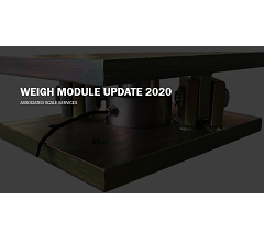 WEIGH MODULE UPDATE