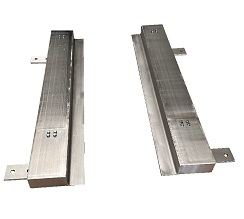 Weigh Beams for Food Pallet Bins